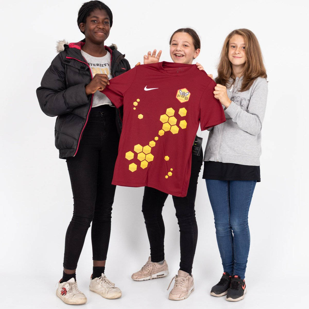 Flying the FBB flag! ‼️  Last year a group of young people put the North West on the map with their summer school shirt designs! 🔥💥 https://t.co/6DT5So15Lg