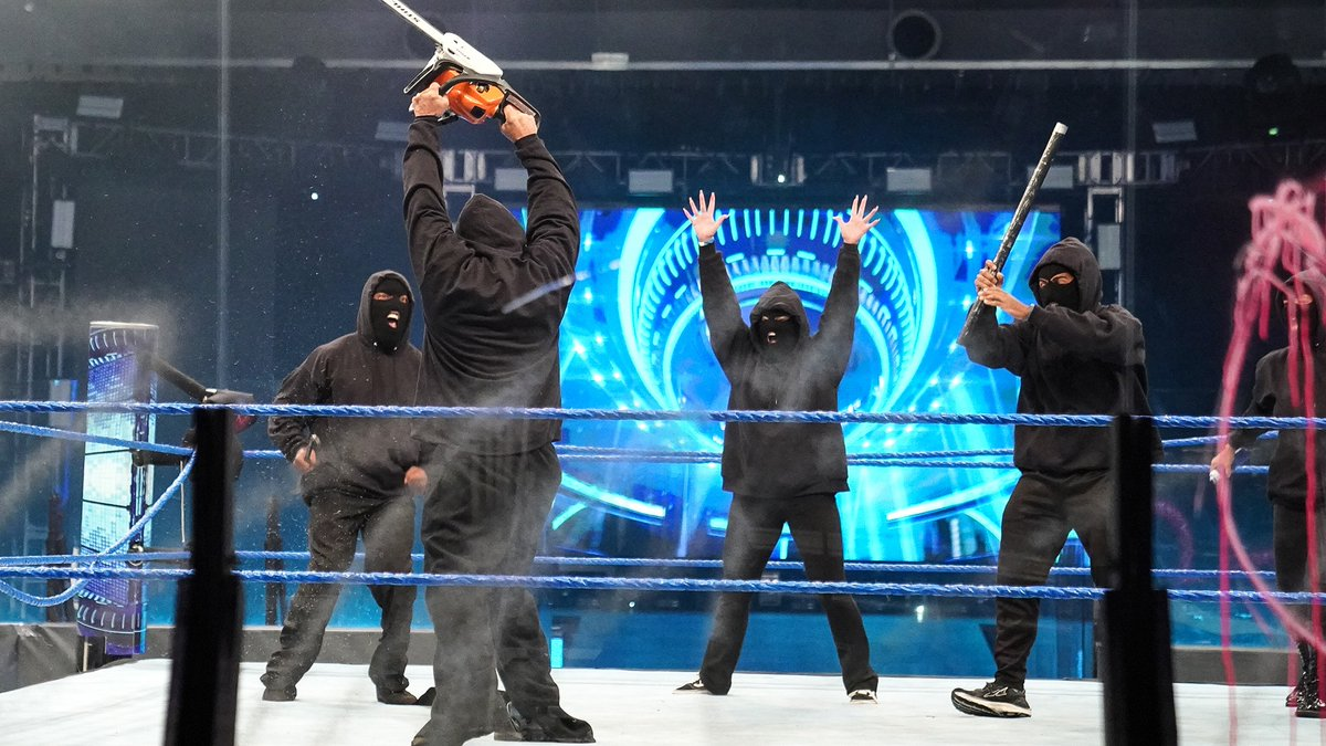 5 Superstars Who Could Be Revealed As Members Of 'RETRIBUTION' Details Here: bit.ly/3ix92Bg