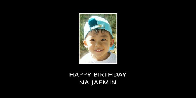 Beyoncé wishes JAEMIN from a happy 20th birthday.