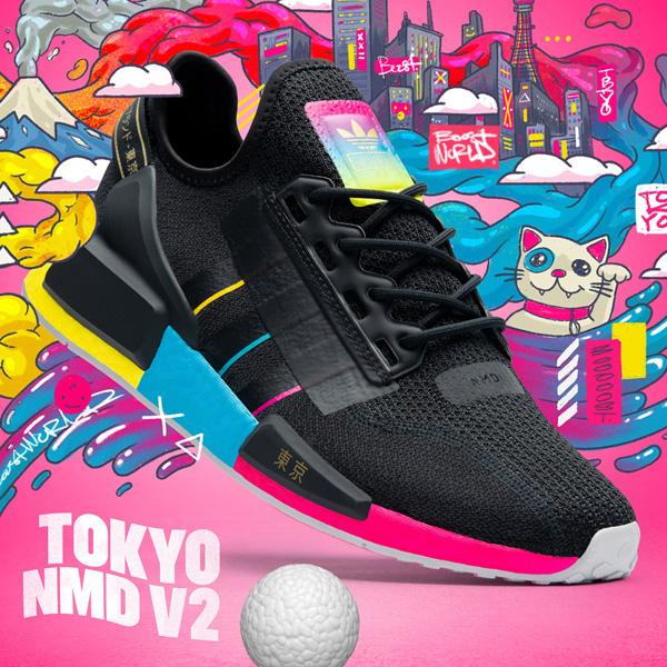NMD_R1 V2 'TOKYO NIGHTS'
