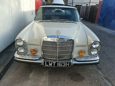 Uk Classic Cars On Twitter For Sale 1970 Mercedes W108 Lhd Https T Co 3xeicfzfyi More