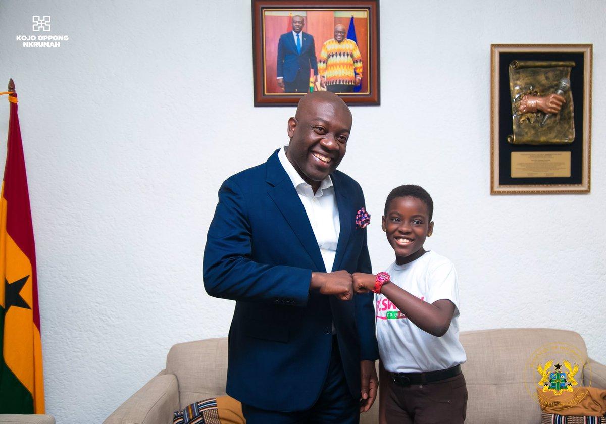 kojo oppong nkrumah in a papa no saga