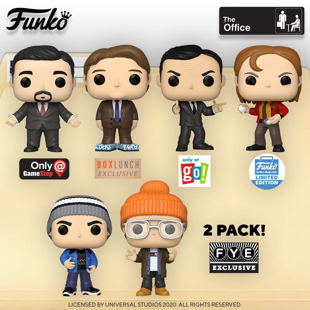 Coming Soon: Pop! Television: The Office