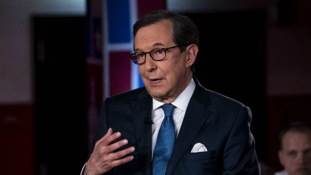 Chris Wallace: Kamala Harris not far to the left despite what Republicans are gonna try to say hill.cm/k0Qq0Yf
