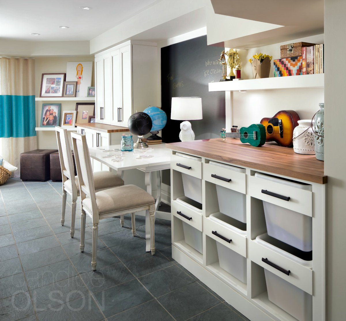 Candice Olson On Twitter The Kitchen May Be The Heart Of The Home But The Home Office Is Often The Catch All For Me Organizing Involves An Abundance Of Behind Closed Doors Storage Space Candiceolson