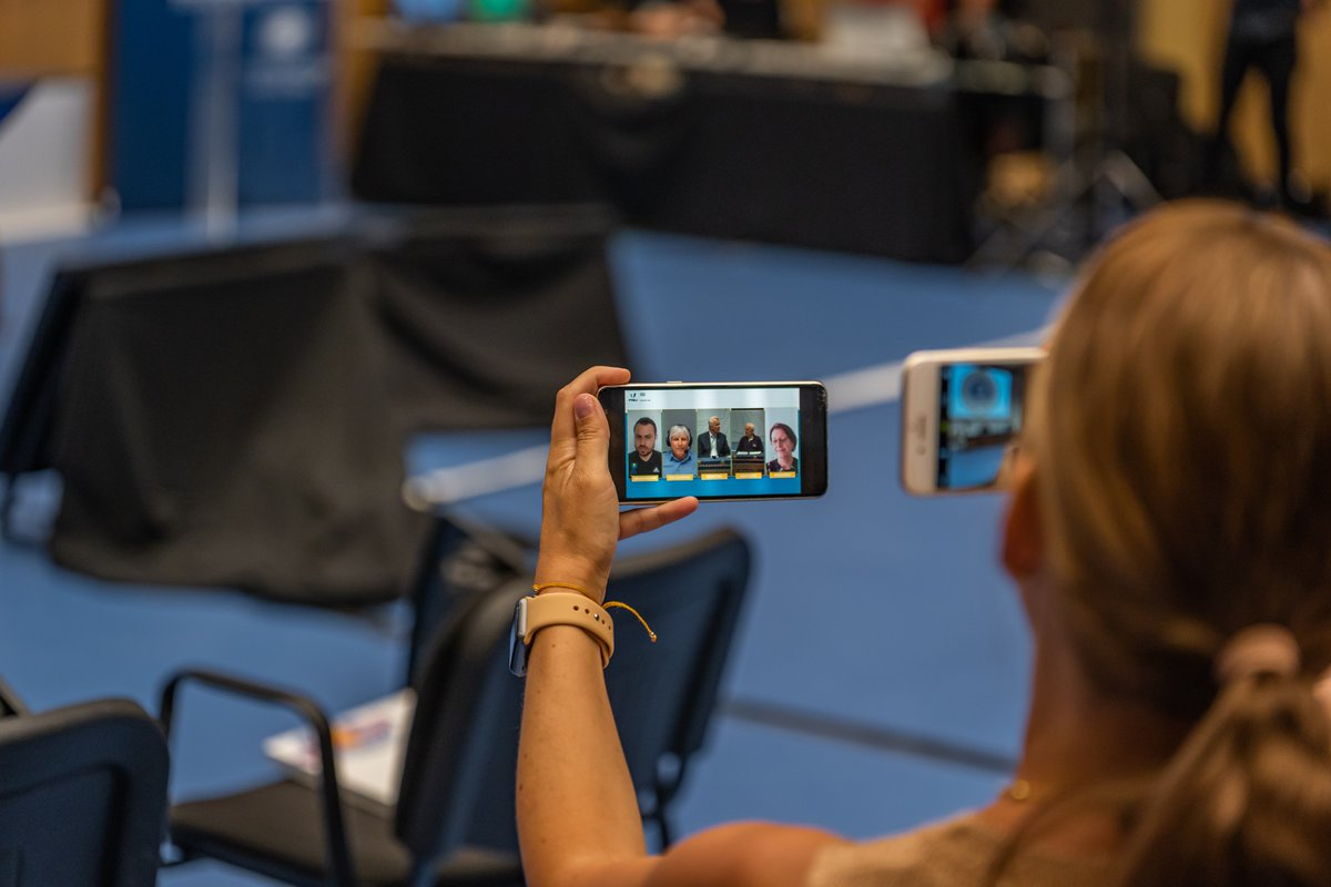 Utterly new perspectives at the first-ever digital @FISUWorldForum. 💻📱🖥️ #FISUWorldForum https://t.co/iZz0siOpcE