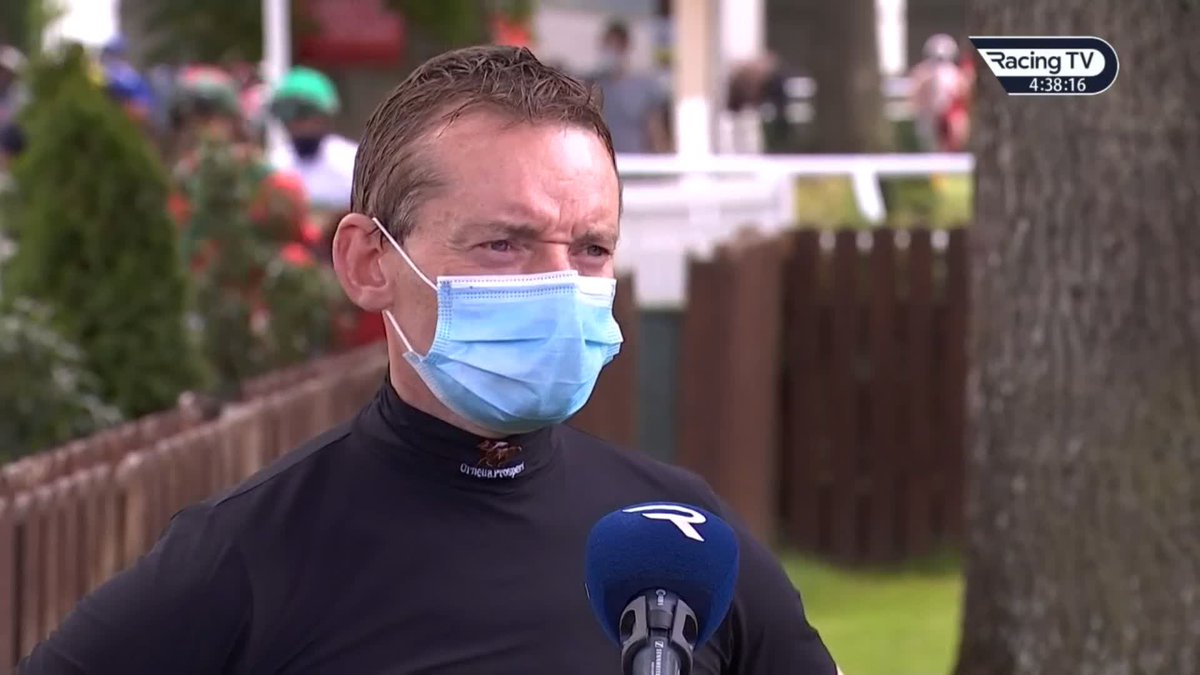 Some of these people are passing remarks and theyve never ridden in races. Firm views from Seamie Heffernan and thoughts on the fine line for jockeys after getting four days for interference on his return to the saddle. Todays key interviews here ➡ racingtv.com/videos/ondemand