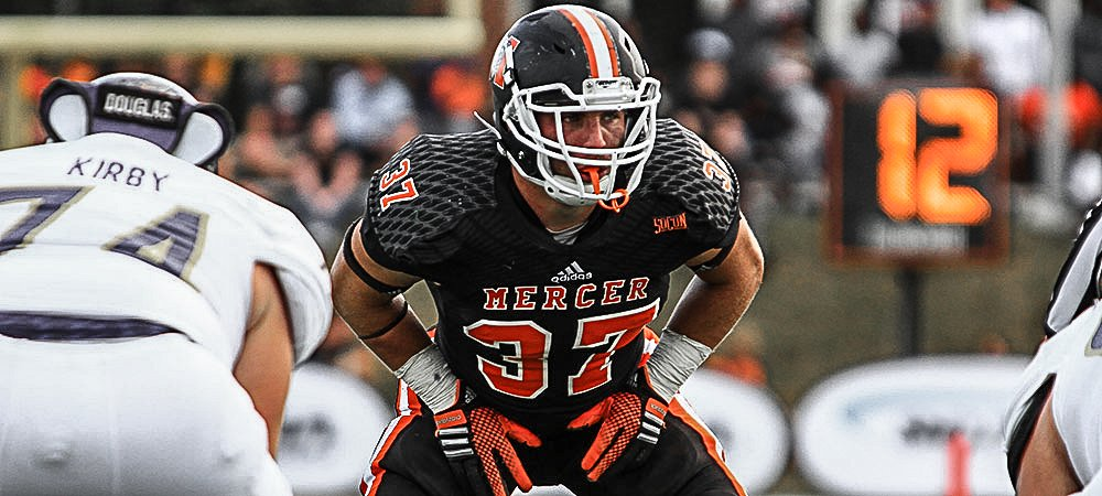 Wonder what @tyler_ward37 has been up to since he graduated from Mercer? Check out the story ⬇  📰➡ https://t.co/jpDhviwy7p  #RaiseTheBar | #RoarTogether https://t.co/h8vNI9HY78