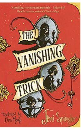 @NikiLouiseT @_Reading_Rocks_ @Teacherglitter @MissBrownYork83 @smithsmm I would definitely recommend The Vanishing Trick @JenniSpangler1