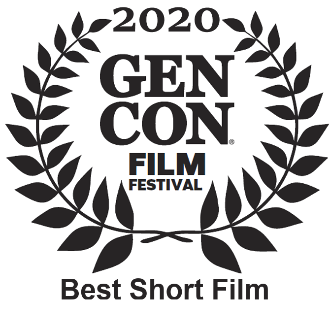 "@SnobbyRobot Cosmic Playtester won ""Best Short"" at #GenCon2020. There was some really great work on offer this year (go @illuminagents!) Hopefully heading to more festivals later this year. #webserieschat https://t.co/CyA9tZeFHq"