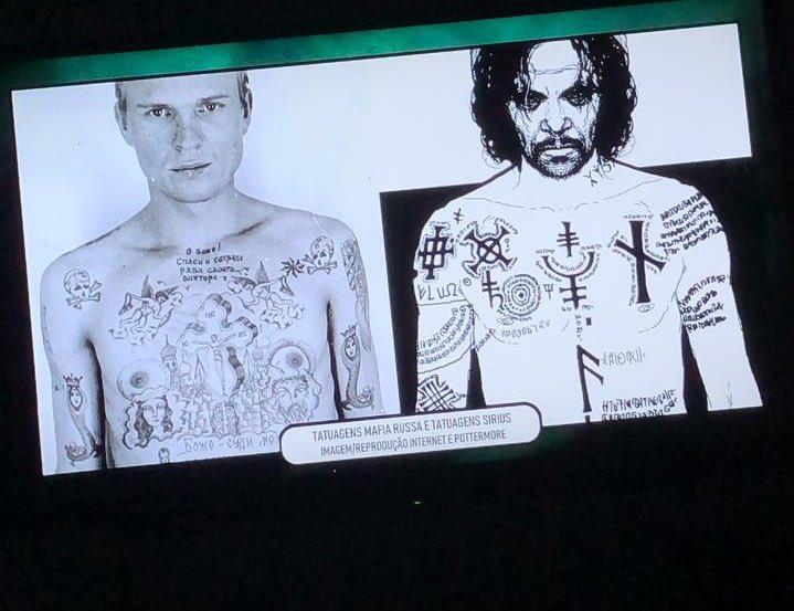 Sirius black tattoos significados