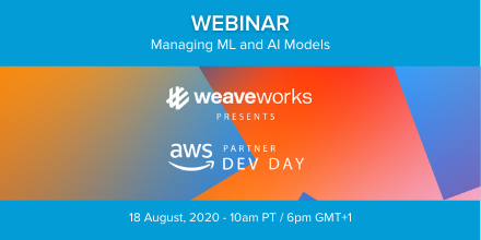 Are you training #machinelearning algos? Join @fractallambda live, next week and learn how #GitOps and #MLOps profiles can provision and manage entire machine learning stacks to #k8s clusters. bit.ly/33hHVpp