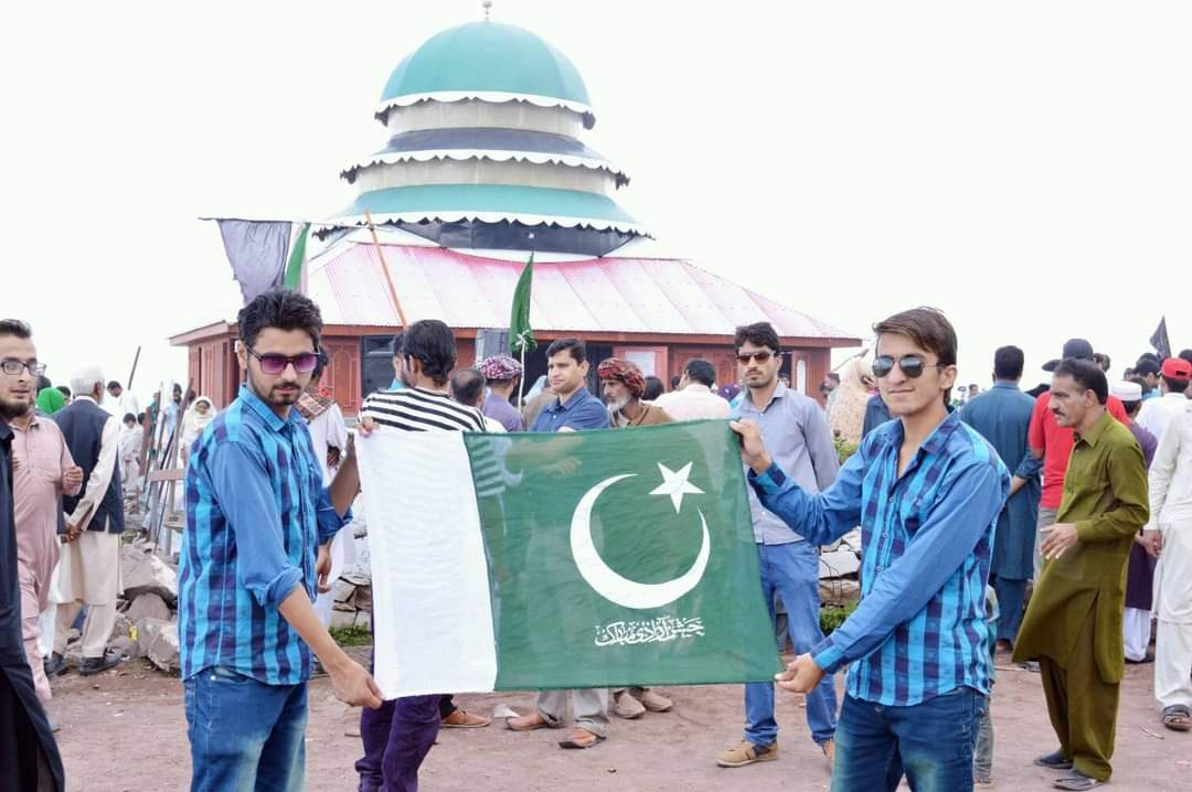 #14_August #JeeavyJeeavyPakistan #LongLivePakistan https://t.co/aWSq0VFH3D
