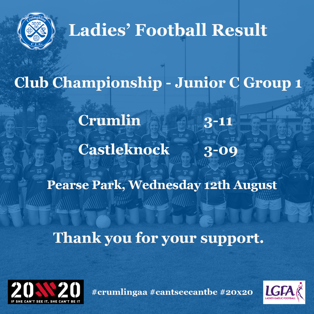Another fantastic display of talent by our Ladies' Junior Football team in their Round 3 match of the Dublin Club Championship against Castleknock.    #crumlingaa #20x20 #cantseecantbe #lgfa #womeninsport #gaa #friends #styleofplay #thetoughest https://t.co/PZXMDgEL6F