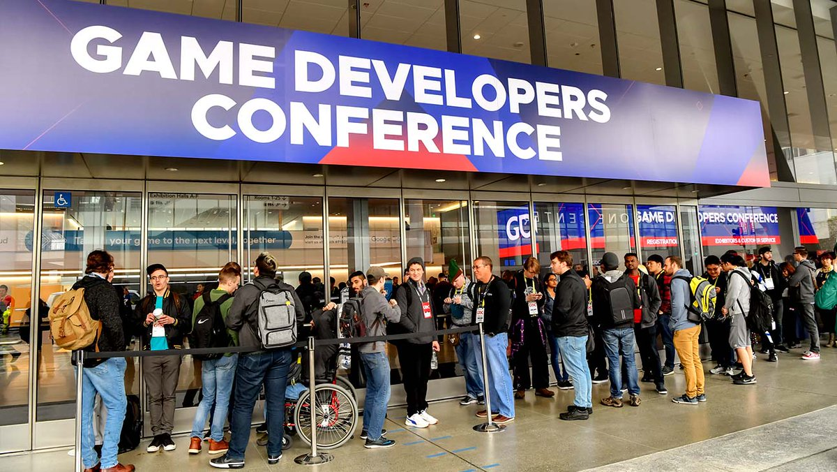 Game Developers Conference Unveils Hybrid Physical and Virtual Event for 2021 hollywoodreporter.com/news/game-deve…