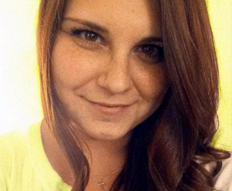 Today is the anniversary Heather Heyer's passing in Charlottesville, VA. We must never forget. https://t.co/8h4ovsO5Zp