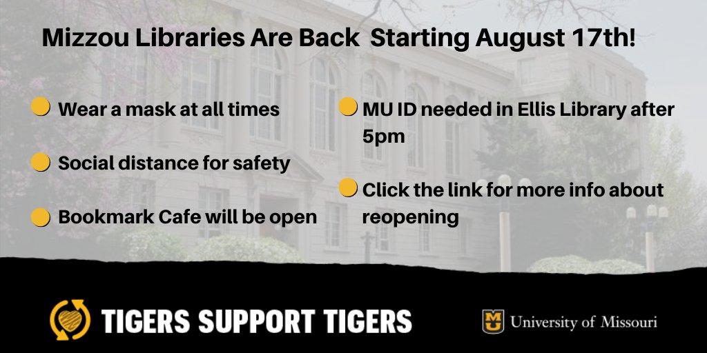 Mizzou Libraries Mizzoulibraries Twitter