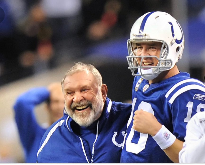 I learned so much from you Coach, from being a college coach to an NFL coach. You taught me how that was done. You were a great mentor and better friend. You will be missed!! RIP Howard Mudd