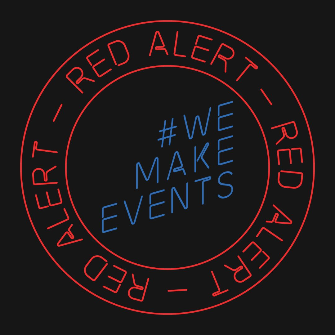 Supporting in solidarity with our fellow organisations, artists & freelancers across the UK and join the call for much needed Government support.  #WeMakeEvents #LightItInRed ⭕ https://t.co/79u48IWlzj
