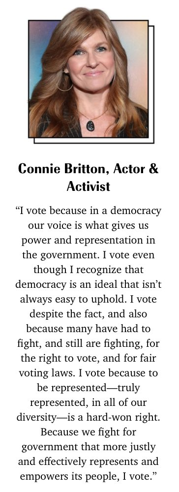 Why are you voting?  #WhyImVoting @marieclaire https://t.co/9hpRTqmVTB