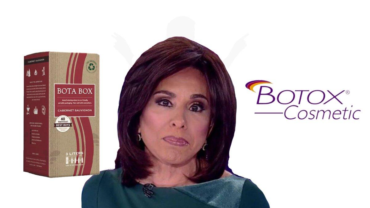 @UneOiseau @Ann4Scout @annedeuceofcups @jocowboys87 @atrupar @SecretService @FBI The combination of boxed wine and Botox causes hallucinations.
