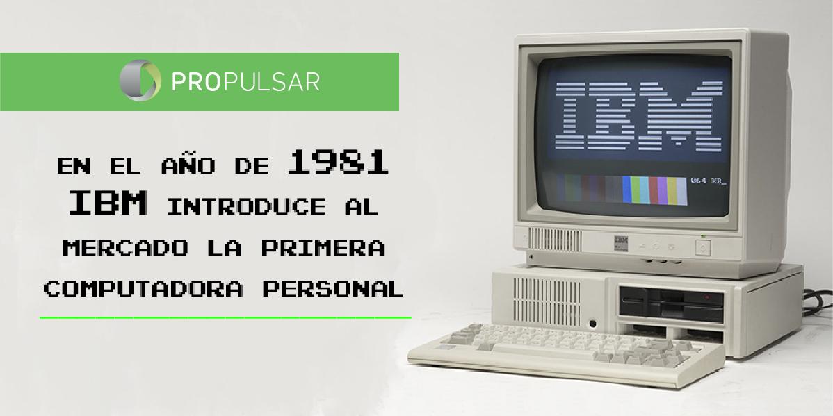 IBM incursionó en la creación de computadoras portátiles a partir del año 1975; fueron 3 los intentos antes de crear una computadora personal o Personal Computer (PC) IBM 5150, que se anunció en agosto de 1981 https://t.co/fTwkvDUONP