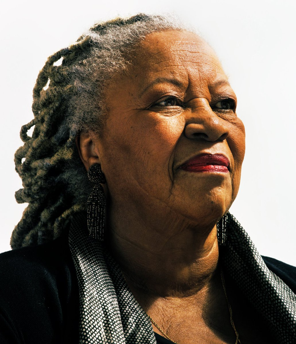 """""""As you enter positions of trust and power, dream a little before you think."""" ~Toni Morrison"""