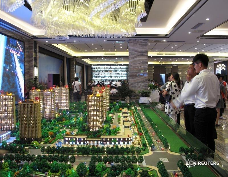 Tencent-backed realtor KE's U.S. debut could value it at $23 bln. Home sales in China are recovering on easier credit, and the company is growing fast. The price, however, may cause buyers' remorse, writes @AlecMac11: https://t.co/HE1NZF4gA5. https://t.co/K1EA2xygyS