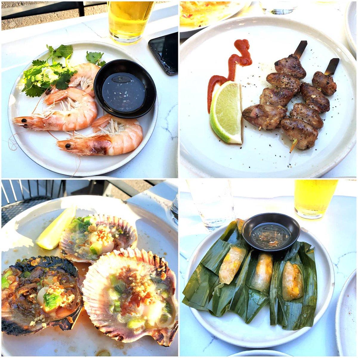 How about some #tapas and local #craftbeer to get over #humpdaywednesday?😋 #foodie #foodlover @SashaEats @SteveKubota @zappafaye @JohanBBT @Tastebudbrett @beerhunter74 @DivaFoodies @Boozy_Foodie @BoozyEpicure @knoxgourmet @jay_eatz @sl2016_sl @hoochhhhh @pietrosd @jflorez @cazij https://t.co/eeSsQwTxNI