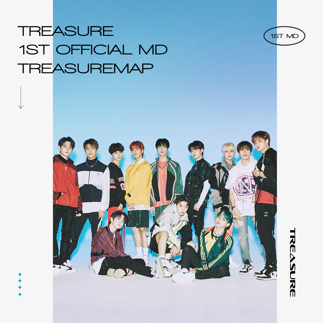 💎 TREASURE 1st Official MD & STORY 💎  Check out TREASURE's 1st Official MD and STORY on YG SELECT. ✔  MD ➡ https://t.co/LrAGUkRs8n STORY ➡ https://t.co/hlwtZVVcIh 📹 ➡ https://t.co/duc6uf80Zk  #TREASURE #트레저 #TREASUREMAP #THEFIRSTSTEP_CHAPTERONE #YGSELECT #YG https://t.co/Hu8PvQo0ud