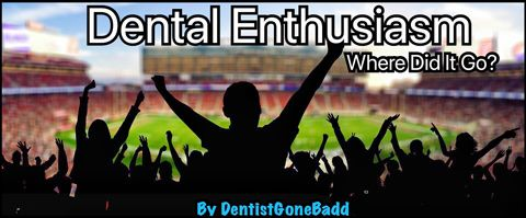 The powers that be stole my enthusiasm - a short history of 30 years UK dentistry - blog by @DentistGoneBadd  --https://t.co/QSq0cIrArE -- #dentalsocialmedia #dentistry #news #healthcare #GDPUK #comedy #humour https://t.co/xp9hdtZoMP