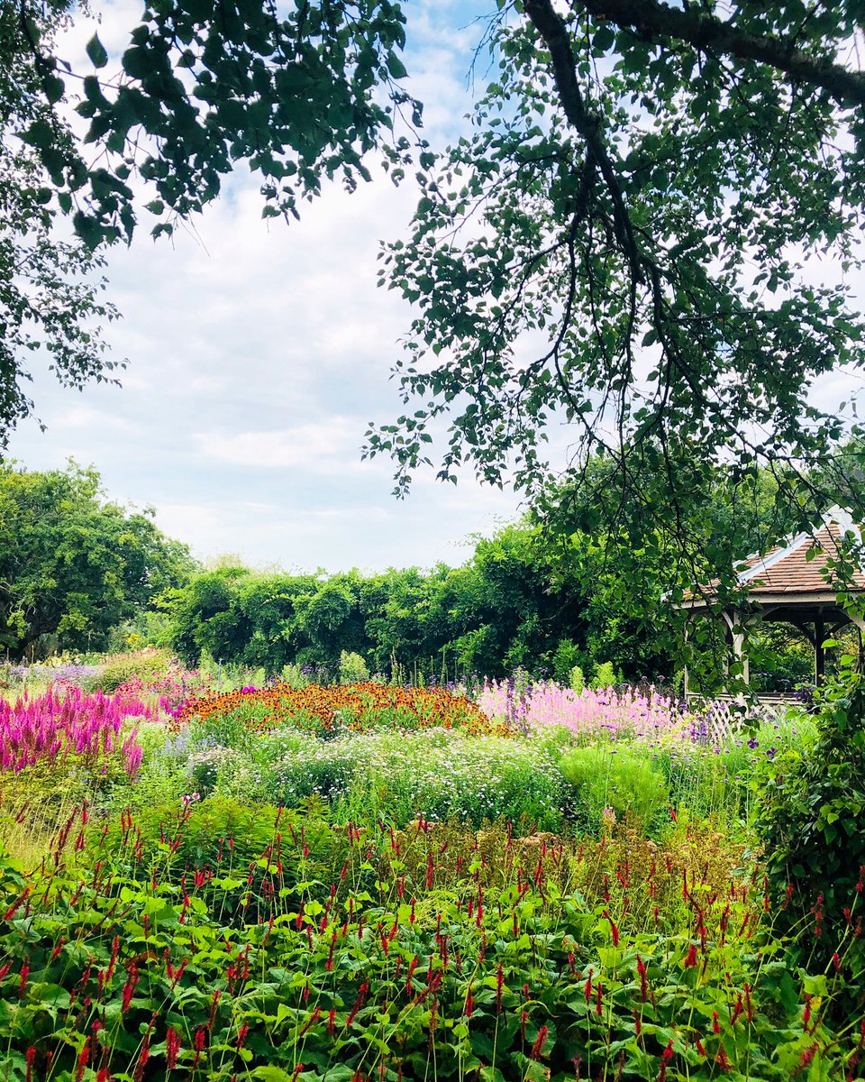 How about this for a touch of #morningmotivation? The Millennium Garden at @Pensthorpe near Fakenham celebrates its 20th anniversary this year and it is STUNNING 😍 #EnjoyingNorfolk #ThursdayThoughts