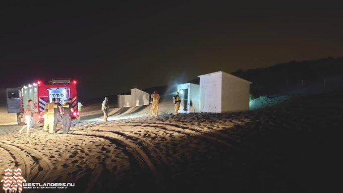 Buitenbrandjes bij het strand https://t.co/bj0oPx0ofP https://t.co/sRZ7g3znrt