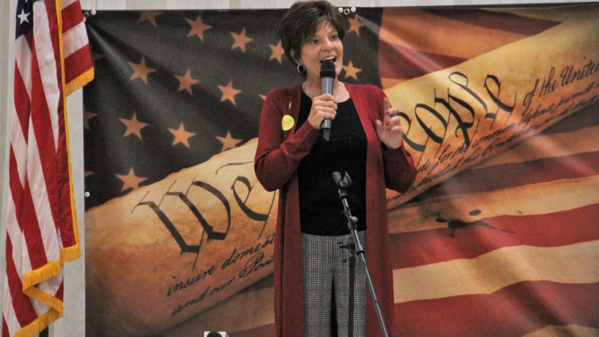 ELECTION ALERT: Tea Party Express is pleased to announce our endorsement of @YvetteforCongress in NM. With 83 days until the elections it is time to GOTV. #VoteRed #YvetteHerrellforCongress #TakeBackTheHouse  https://t.co/mvn2XAgTOB https://t.co/u5PtBnDU6i