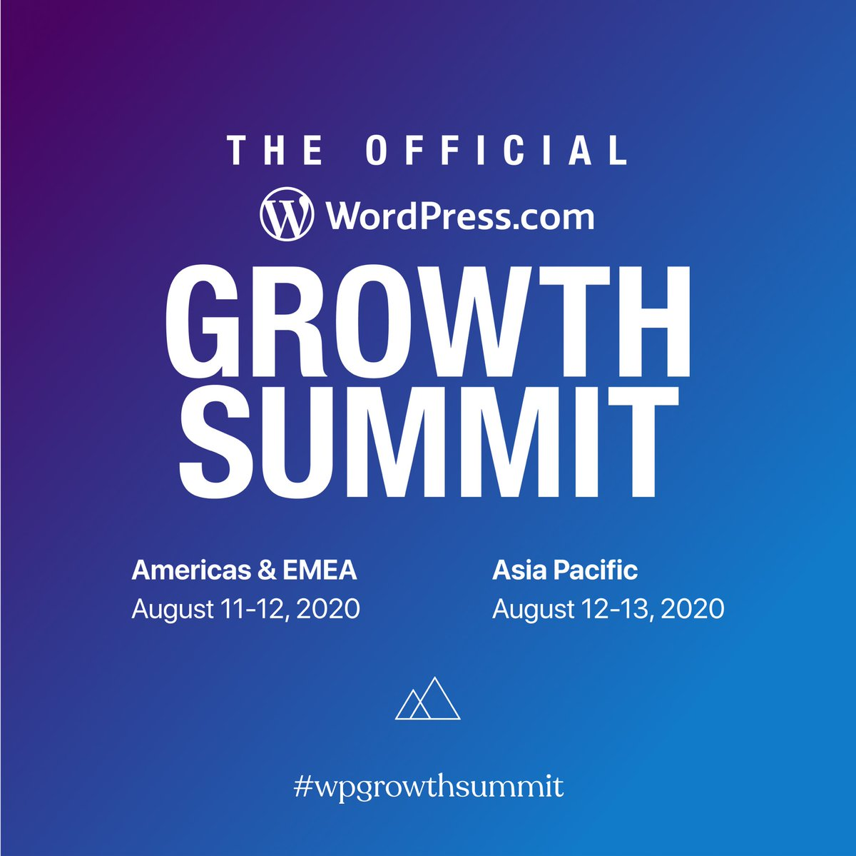 I will be LIVE on the @WordPress #wpgrowthsummit talking to the @monicavohara, the Chief Marketing Officer of @wordpressdotcom. Today, 9:45AM to 10:15AM IST. See you there!  (Discount Code: NAKULSHENOY20) https://t.co/5BLsI01qji