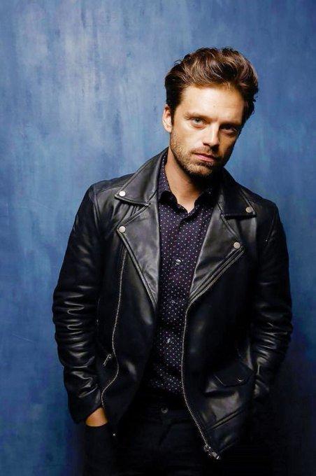 """Happy Birthday \""""Crazy Hatmaker\"""" Sebastian Stan"""