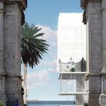 Image for the Tweet beginning: Matthias Pabst  #architektura  2semesters 150entradas