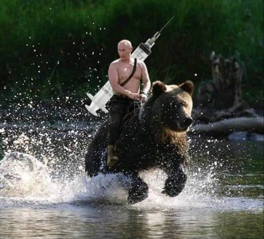 """EXCLUSIVE: Putin releases first known photo of Russia's """"Sputnik V"""" vaccine for COVID-19"""