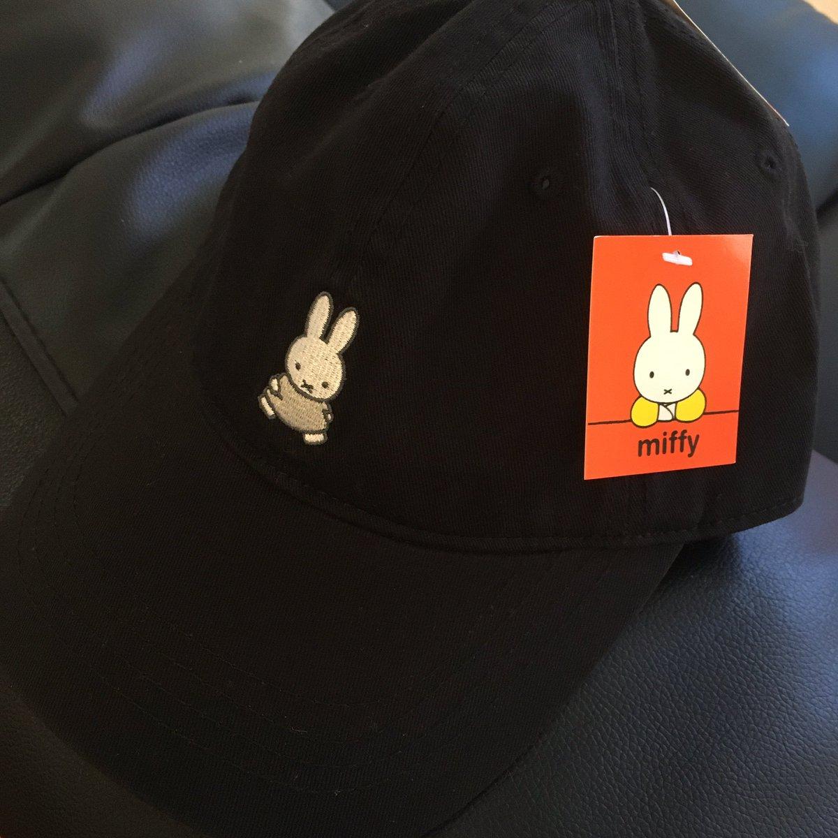 久しぶりのしまむら!やっぱり大好き〜(●´⌓`●)笑長女にミッフィーの帽子を購入〜💕ツバの部分がしっかりしてて、いいお買い物❣️#しまむら#しまパト