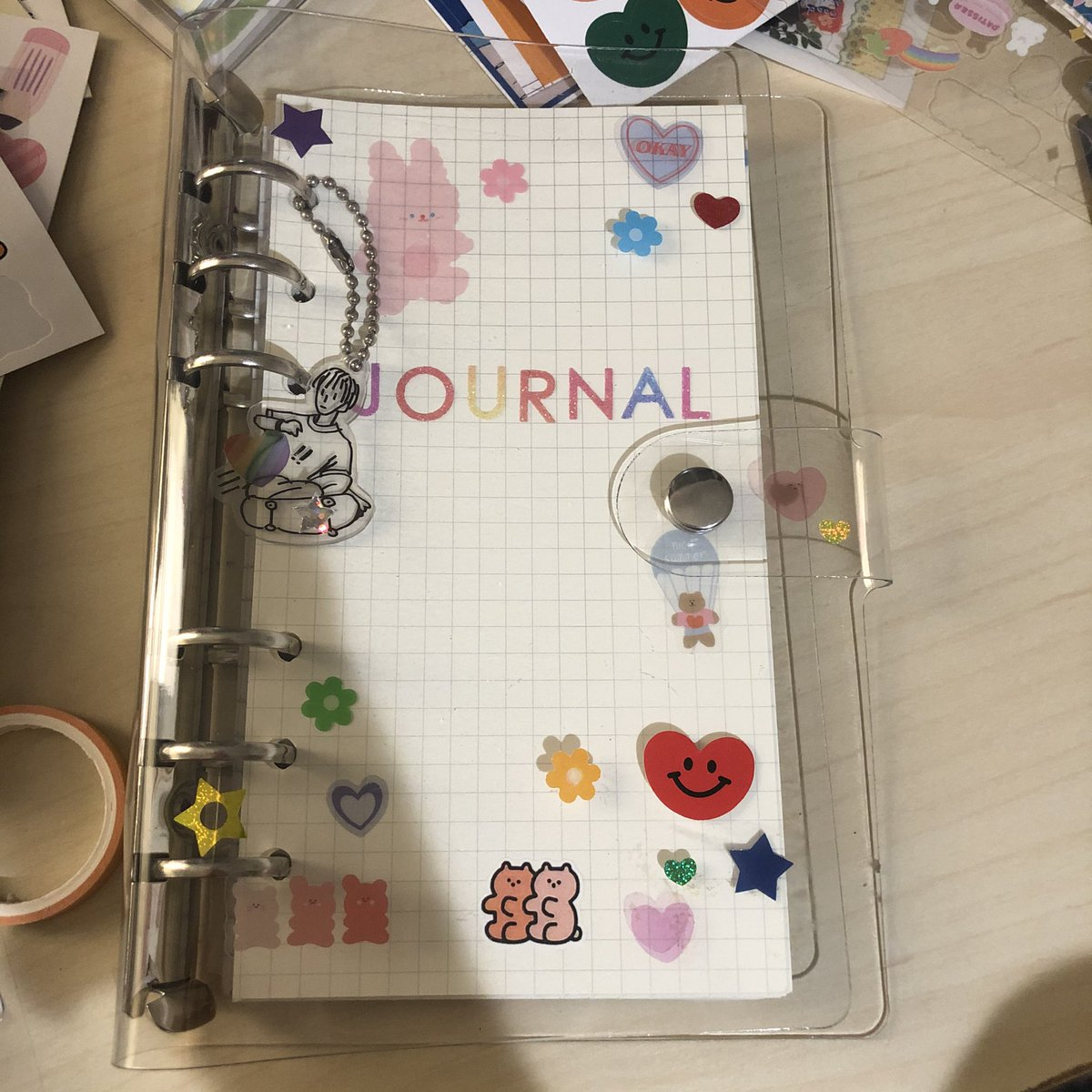 i bought another journal😟 #cool #swag https://t.co/d4Sart0zGe