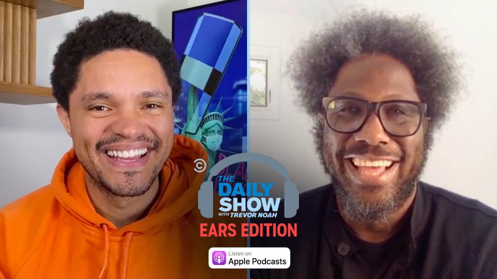 Trevor examines the career of Sen. Kamala Harris, @jaboukie reconnects with vaccine expert Dr. Peter Hotez, and @wkamaubell discusses United Shades of America. Listen and subscribe: on.cc.com/3iCuqFf