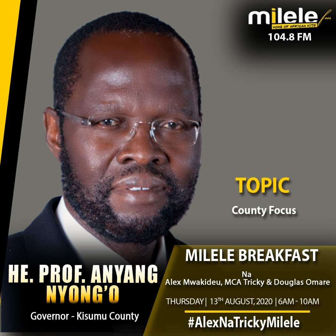 Tune in now !   @Milele_FM https://t.co/g59s5MHExS