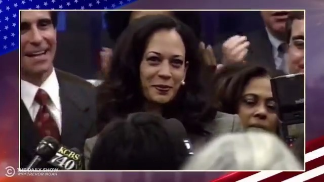 Meet Kamala Harris: the person, the prosecutor, and… the chef?