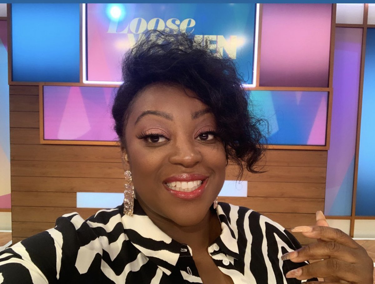Judi Love On Twitter Catch Me Nadiasawalha Themc Giff Charlenewhite Live Loosewomen Itv 12 30pm Loosewomen Judilove
