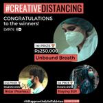 Image for the Tweet beginning: Meet the winners for #CreativeDistancing