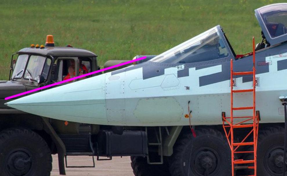 Su-57 Stealth Fighter: News #6 - Page 11 EfSH2p6U8AE9Z0j?format=jpg&name=medium