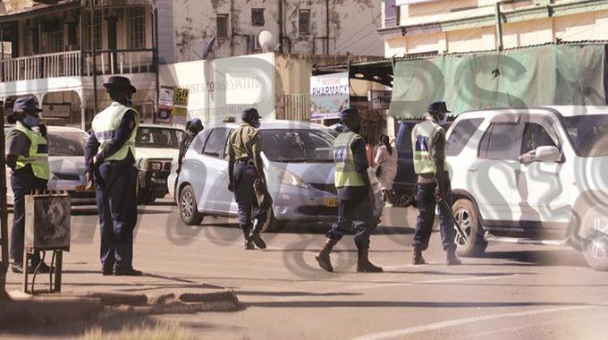 rouge police mount illegal roadblocks