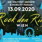 Image for the Tweet beginning: #upcoming #events Die #eMobility Parade »Rock