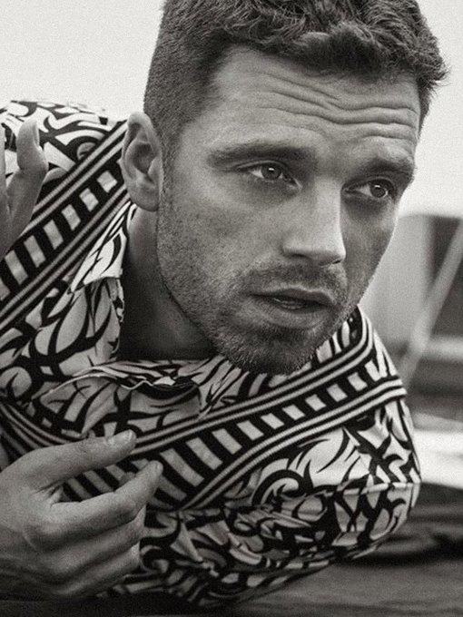 Good morning to Sebastian Stan only. Happy Birthday!