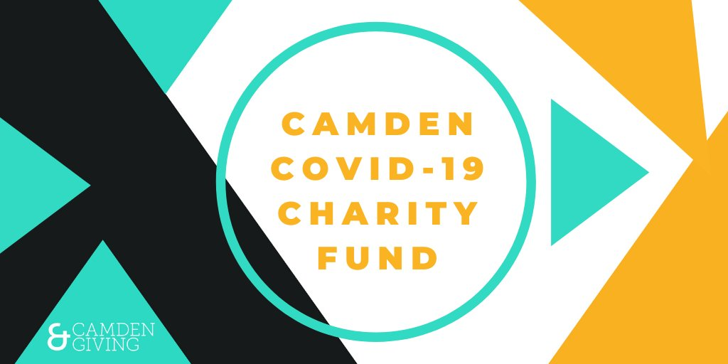 Can you help @camden_giving? The Camden COVID-19 Fund offers grants to charities, community groups & social enterprises during this difficult time. See what the fund has already helped to achieve: https://t.co/x0gO6vZlMF https://t.co/VtX4otjfz5